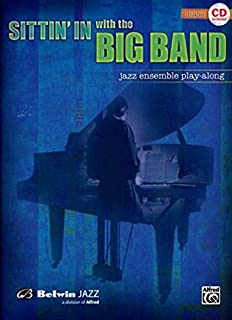 Sittin' in With the Big Band (Piano) Piano+CD