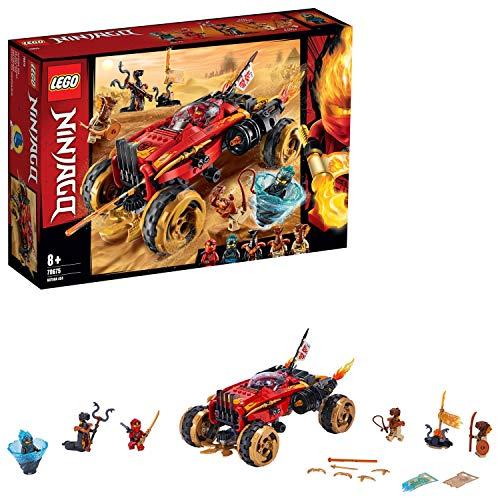 Lego Ninjago70675 Katana 4x4, Bauset