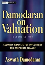 (Damodaran on Valuation: Security Analysis for Investment and Corporate Finance (Wiley Finance)) [By: Damodaran, Aswath] [...