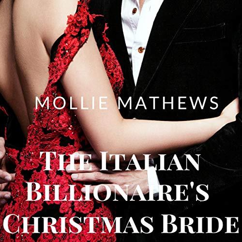 The Italian Billionaire's Christmas Bride cover art