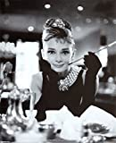 Audrey Hepburn (Breakfast at Tiffany's) Poster Format B X H