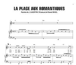 LA PLAGE AUX ROMANTIQUES