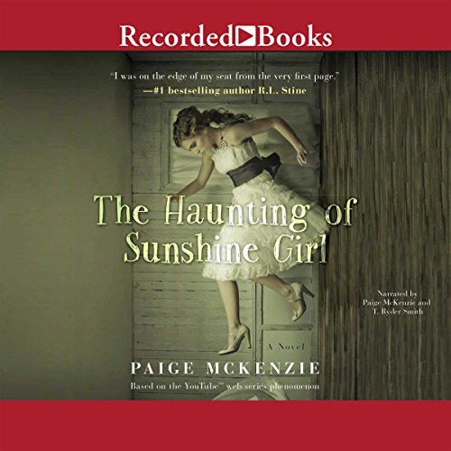 The Haunting of Sunshine Girl audiobook cover art