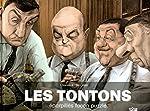 Les Tontons éparpillés façon puzzle de Philippe Chanoinat