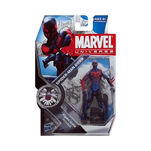 """Marvel Universe 3 3/4"""" Action Figures - Spiderman 2099 [Toy]"""