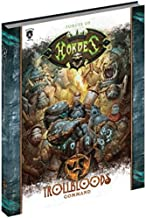 Privateer Press Forces of Hordes: Trollbloods Command HC (Book) Miniature Game PIP1091