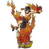 Jaypar One Piece Figure Portgas · D · Bataille Ace Éditio