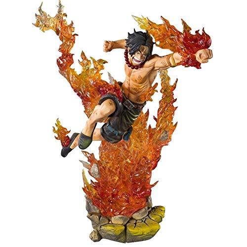 Jaypar One Piece Figur Portgas · D · Ace Kampf Ausgabe Abbildung Anime-Abbildung Action-Figur