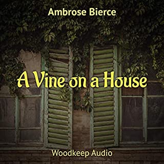 A Vine on a House audiobook cover art