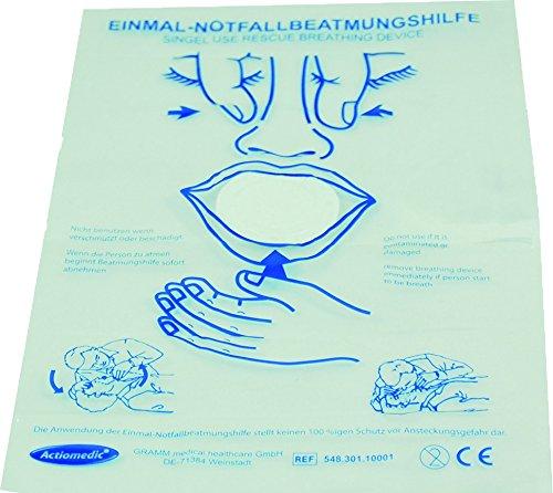 Actiomedic® MediSave Notfall-Beatmungstuch