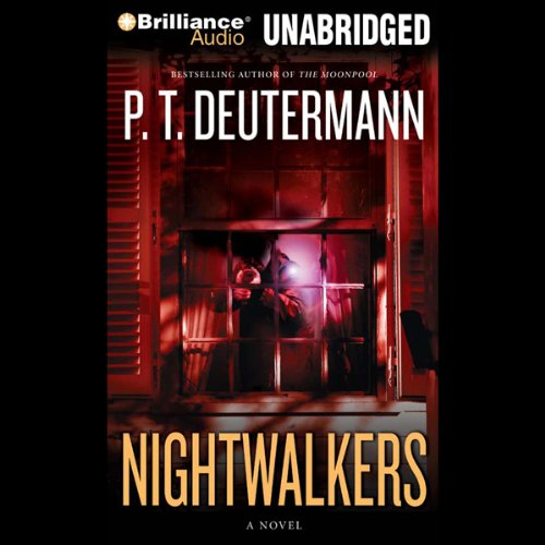Nightwalkers audiobook cover art