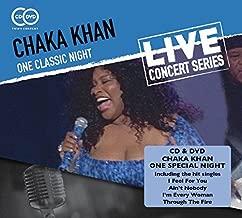One Classic Night by Chaka Khan (2015-08-03)
