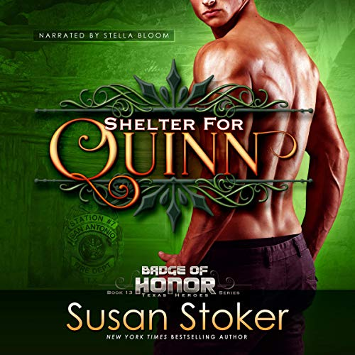 Shelter for Quinn audiobook cover art