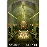 yhnjikl Carteles e Impresiones American Horror Story TV Movie Poster Canvas Canvas Wall Art Picture For Living Room decoracin del hogar 40X70 cm Sin Marco