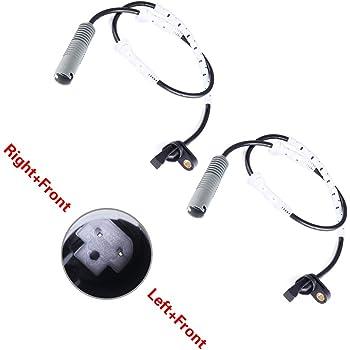 Front ABS Speed Sensor Left or Right 34526760045 For BMW E60 E61 525i 528i 530i