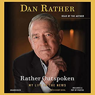 Rather Outspoken audiobook cover art