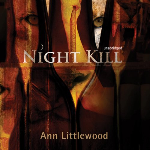 Night Kill audiobook cover art