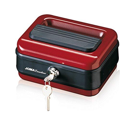 Joma Eurobox-Caja de caudales (nº 4) Color Rojo
