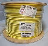 Belden 1694A-1000-4, tipo RG-6/U, 18 AWG, venduto in bobine da 1000', giallo
