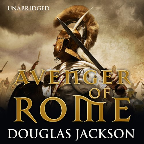 Avenger of Rome cover art