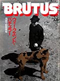 BRUTUS (ブルータス) 1985年 6月1日号 湘南不動産情報 ウィークエンド・バチェラー