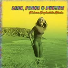 Love, Peace & Poetry: African Psychedelic Music