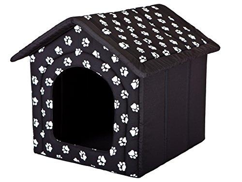 Hobbydog R5 BUDCWL2 Niche pour Chien Noir Taille XL 70 x 60 x 63 cm 2 kg