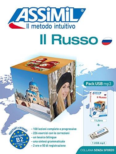 Il russo. Livello B2. Con USB Flash Drive