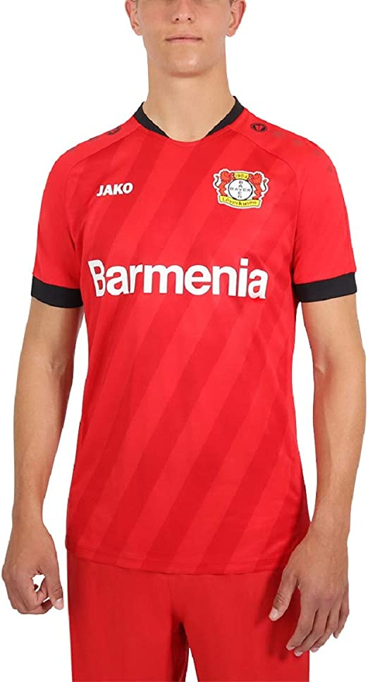 JAKO Home, (Saison 19/20) Maglietta del Bayer 04 Leverkusen Uomo