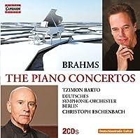 ブラームス:ピアノ協奏曲集[2CDs]