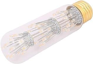 X-DREE T30*125 Vintage Filament 47 LEDs Lamp Light Bulb AC 85-265 ν E27 2200K Yellow (6f756d0c-a222-11e9-8d7c-4cedfbbbda4e)