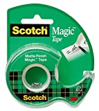 3M Scotch Magic Tape-.75'X650'