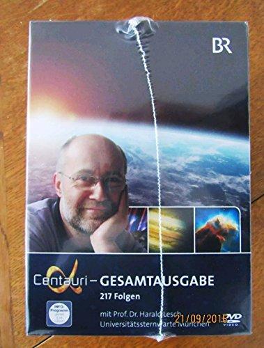 Alpha Centauri !! 22 DVD in einer Box !! Alle 217 Folgen !! Sammleredition mit Pappschuber (siehe eb:ay), mit Prof. Harald Lesch, BR Alpha Bayrischer Rundfunk