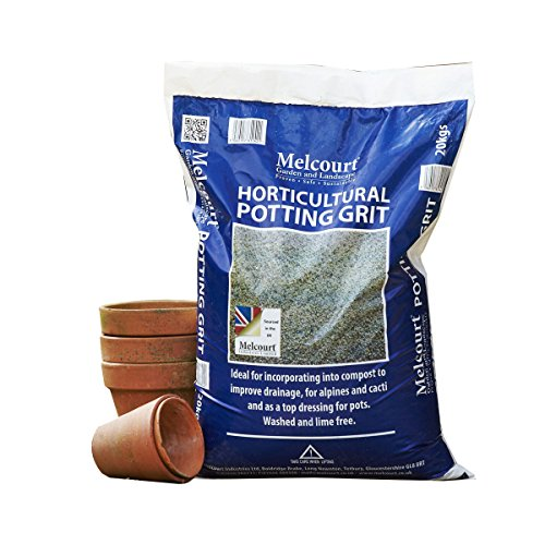 Suregreen Horticultural Potting Grit | 20Kg Bag | Melcourt | Multipurpose Grit | Boxed