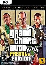 GTA Grand Theft Auto V Premium + Criminal Enterprise + Bonus $4,500,000 Cash Rockstar PC Download Code (NO CD/DVD)