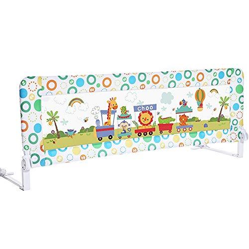 Barrières de lit LHA Baby Guardrail Infant Bed Clôture Pare-Chocs pour clôture de barrière Anti-Chute, cloison 100cm, 150cm (Taille : L-150cm)