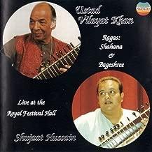 Live At The Royal Festival Hall by Ustad Vilayat Khan / Shujaat Hussain (0100-01-01?