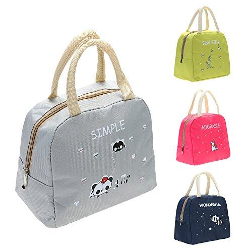 Generic 03: isolierte Kühltasche für Kinder, Bolsa, Termica für Frauen, Picknick, Essen, Isotherme, Thermo, Infantil, Bolsas, Lancheira, Ecolar