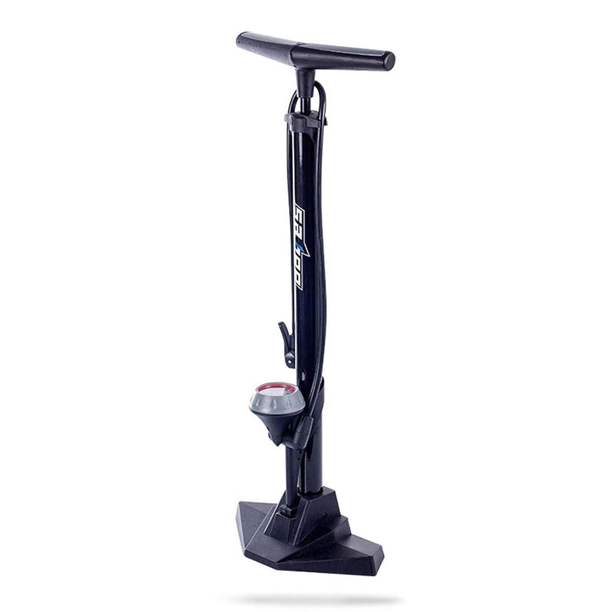 ソフトウェア流用するマントル自転車ポンプ 性能、圧力計付き、電気自動車、マウンテンバイク、バスケットボール用フロアスタンドアルミ合金ハンドポンプ