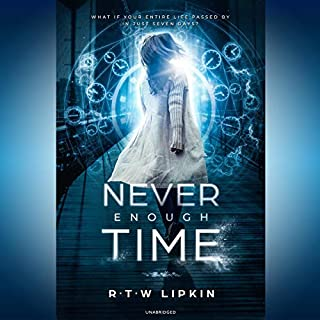 Never Enough Time                   Written by:                                                                                                                                 R. T. W. Lipkin                               Narrated by:                                                                                                                                 Gabrielle de Cuir                      Length: 10 hrs and 7 mins     Not rated yet     Overall 0.0