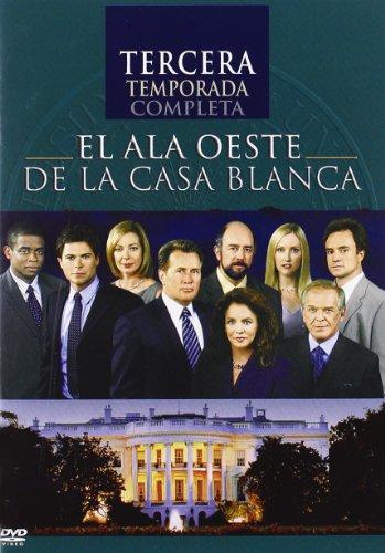 El Ala Oeste De La Casa Blanca Temporada 3 [DVD]