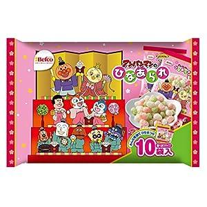 栗山米菓 10Pひなあられ(アンパンマン)