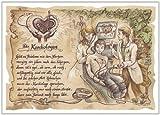 Die Staffelei Geschenk Kardiologie Herzspezialist Kardiologe Zeichnung Color 30 x 21 cm -