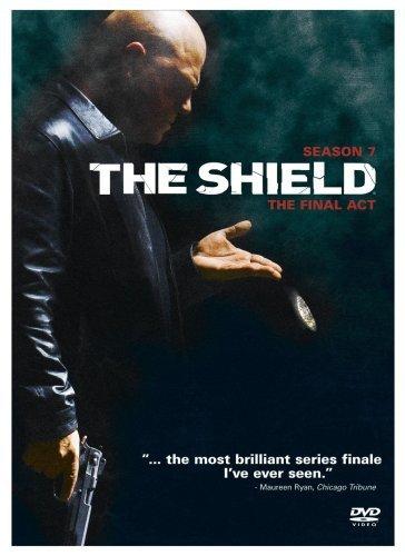 The Shield: Season 7 Ranking TOP18 unisex Final Act -