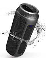 Erstklassiger Sound: Die Lautsprecherbox verfügt über zwei 48mm Treibereinheiten mit voller Reichweite, die erstaunliche Höhen und satte Bässe abdecken können. Die Ausgangsleistung von 30W sorgt für einen kraftvollen und klaren 360° Stereo Surround S...