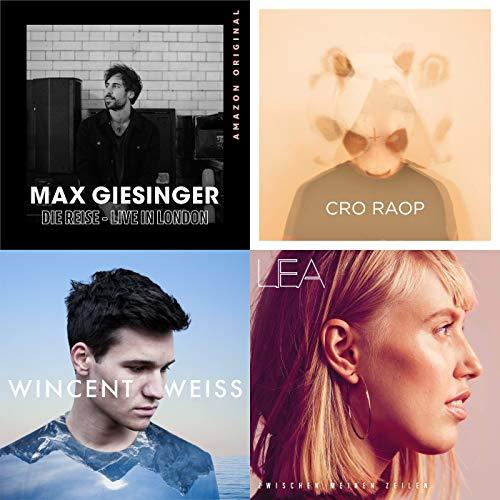 Songs auf Deutsch für Bus und Bahn