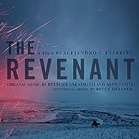 The Revenant OST - 180g Vinyl LP [VINYL] by Ryuichi Sakamoto