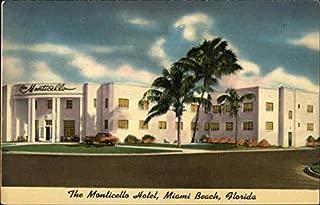 monticello hotel miami beach