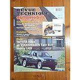 Rta-revue Techniques Automobiles - Hilux-Taro Revue Technique Volkswagen Vw Etat - Bon Etat Occasion