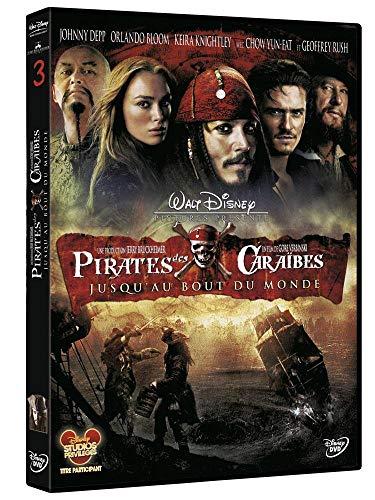 Pirates des Caraïbes : Jusqu'au bout du Monde [Francia] [DVD]